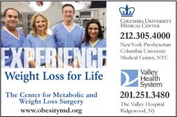 Center For Metabolic Weight Loss Surgery Ridgewood Nj
