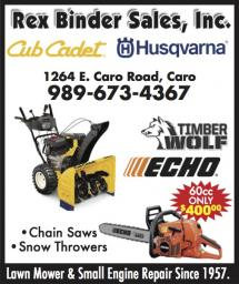 lawn and garden equipment, chain saws, brush cutters, grass trimmers, leaf blowers, scooters and more